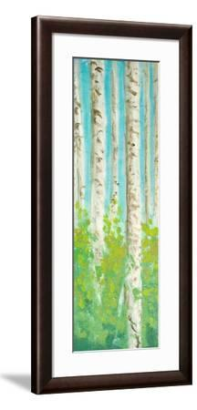 Vibrant Birchwood I-Walt Johnson-Framed Premium Giclee Print