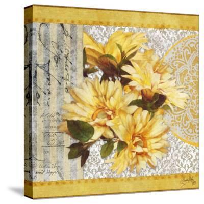 Grey Gardens I-Elizabeth Medley-Stretched Canvas Print