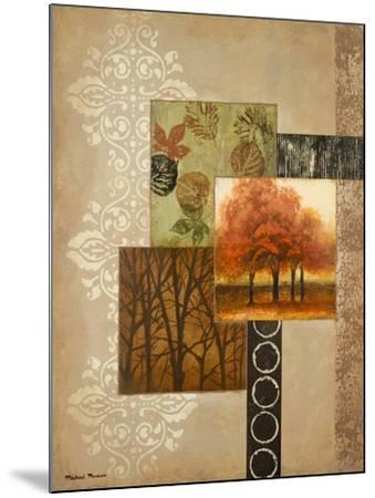 Orange Trees-Michael Marcon-Mounted Premium Giclee Print