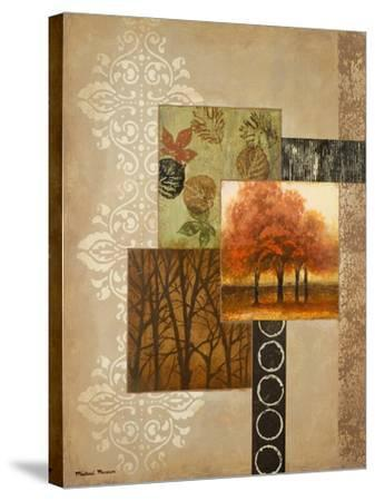 Orange Trees-Michael Marcon-Stretched Canvas Print