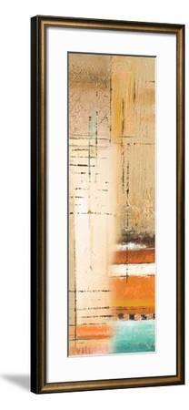 Energy Panel II-Patricia Pinto-Framed Premium Giclee Print