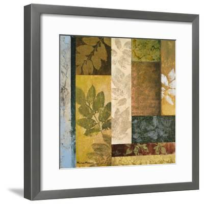 August Leaves I-Michael Marcon-Framed Art Print