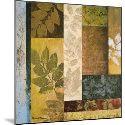 August Leaves I-Michael Marcon-Mounted Art Print
