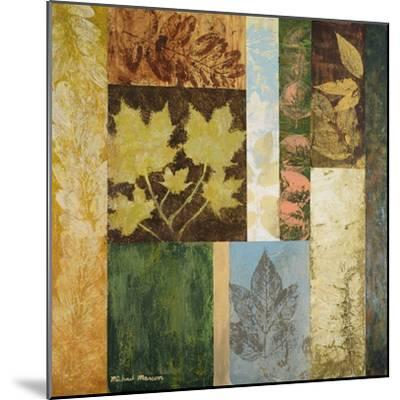 August Leaves II-Michael Marcon-Mounted Art Print