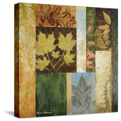 August Leaves II-Michael Marcon-Stretched Canvas Print