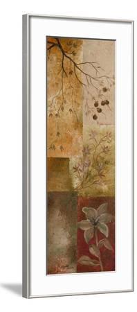 Overlapping Squares I-Elizabeth Londono-Framed Premium Giclee Print