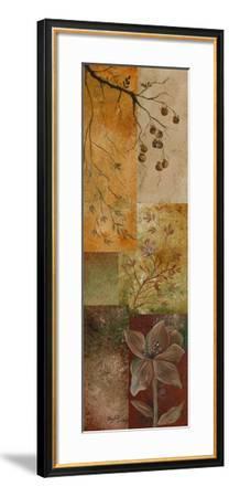 Overlapping Squares II-Elizabeth Londono-Framed Premium Giclee Print