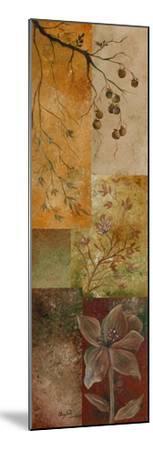 Overlapping Squares II-Elizabeth Londono-Mounted Premium Giclee Print