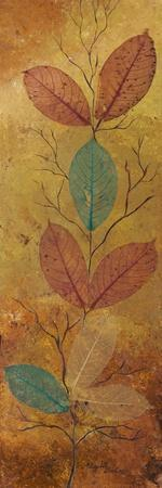 Autumn Leaves I-Elizabeth Londono-Stretched Canvas Print