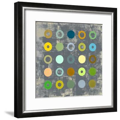 Cloudy Days II-Michael Marcon-Framed Art Print