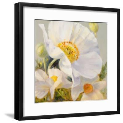 Sunbeam Flowers I-Lanie Loreth-Framed Premium Giclee Print