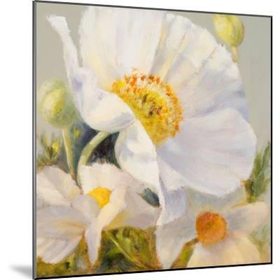 Sunbeam Flowers I-Lanie Loreth-Mounted Premium Giclee Print