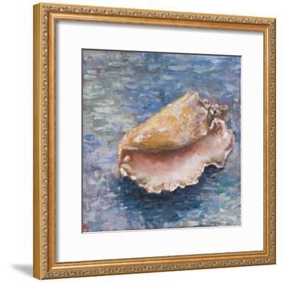 Faded into the Shore I-Walt Johnson-Framed Premium Giclee Print