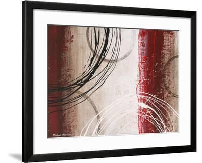 Tricolored Gestures I-Michael Marcon-Framed Premium Giclee Print