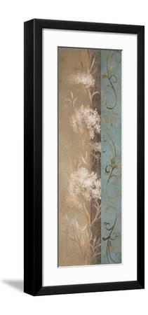 Delicate Beauty in Blue IV-Lanie Loreth-Framed Premium Giclee Print