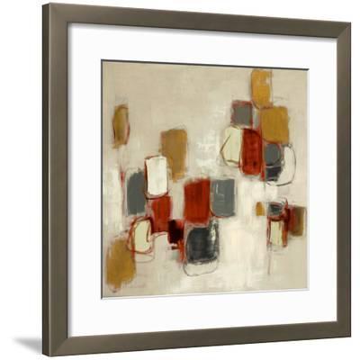 By the Bay I-Lanie Loreth-Framed Premium Giclee Print