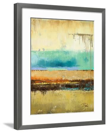 Rain II-Patricia Pinto-Framed Premium Giclee Print