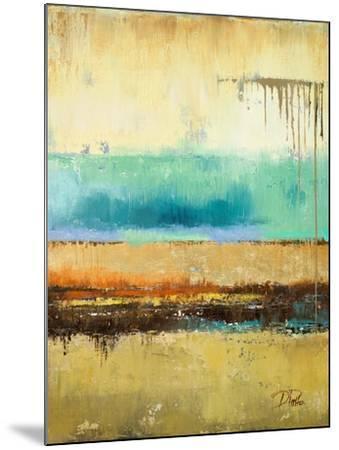 Rain II-Patricia Pinto-Mounted Premium Giclee Print