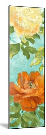 Beauty of the Blossom Panel II-Lanie Loreth-Mounted Premium Giclee Print