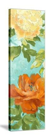 Beauty of the Blossom Panel II-Lanie Loreth-Stretched Canvas Print
