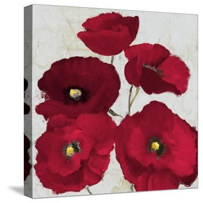 Kindle Poppies II-Lanie Loreth-Stretched Canvas Print