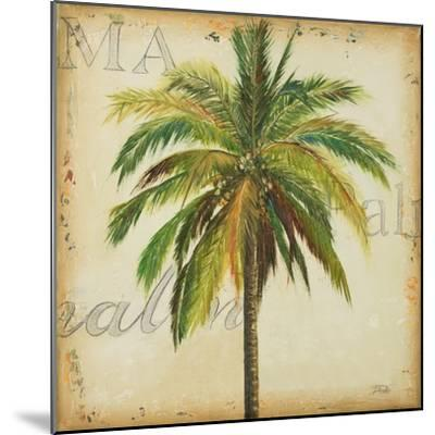 La Palma I-Patricia Pinto-Mounted Premium Giclee Print