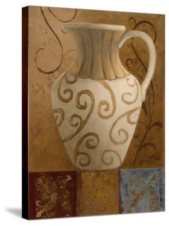 Elegant Vessel II-Lanie Loreth-Stretched Canvas Print