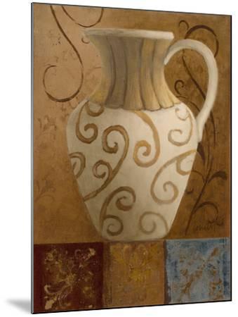 Elegant Vessel II-Lanie Loreth-Mounted Premium Giclee Print