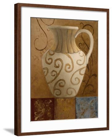 Elegant Vessel II-Lanie Loreth-Framed Premium Giclee Print