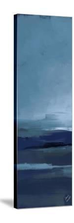 Blue Tranquility I-Lanie Loreth-Stretched Canvas Print