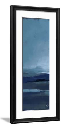 Blue Tranquility I-Lanie Loreth-Framed Premium Giclee Print