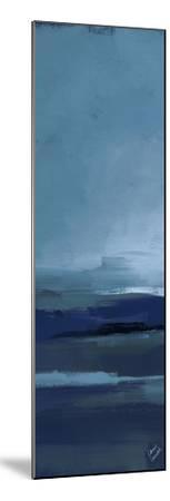Blue Tranquility I-Lanie Loreth-Mounted Premium Giclee Print