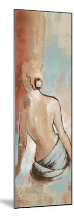 Seated Woman Panel I-Lanie Loreth-Mounted Premium Giclee Print