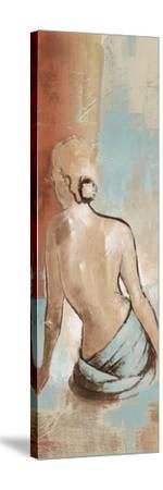 Seated Woman Panel I-Lanie Loreth-Stretched Canvas Print
