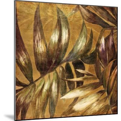Gathered Palms I-Patricia Pinto-Mounted Premium Giclee Print