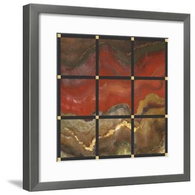 Underground I-Patricia Pinto-Framed Premium Giclee Print