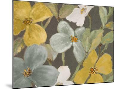 Garden Party in Gray II-Lanie Loreth-Mounted Premium Giclee Print