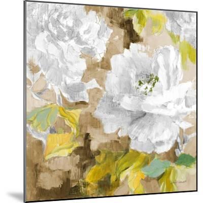 White Modern Peonies I-Lanie Loreth-Mounted Premium Giclee Print