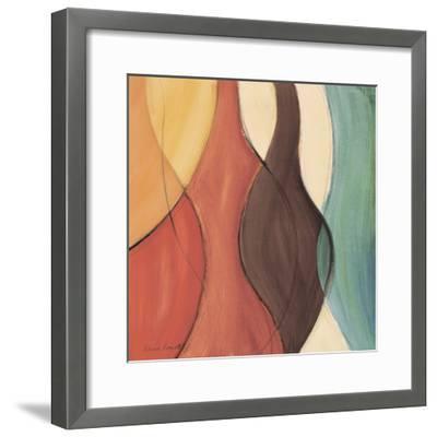 Convergence II-Lanie Loreth-Framed Premium Giclee Print
