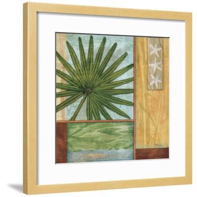 La Palma III-Paul Brent-Framed Art Print