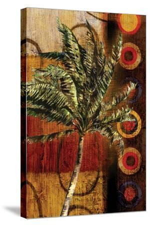 Modern Palm I-Paul Brent-Stretched Canvas Print