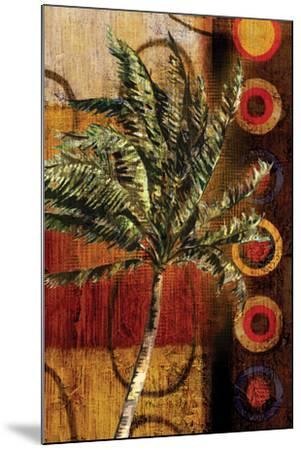 Modern Palm I-Paul Brent-Mounted Art Print