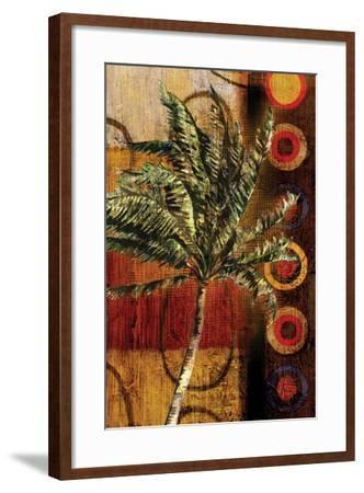 Modern Palm I-Paul Brent-Framed Art Print