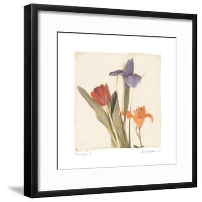 Tre Fiori I-Amy Melious-Framed Premium Giclee Print