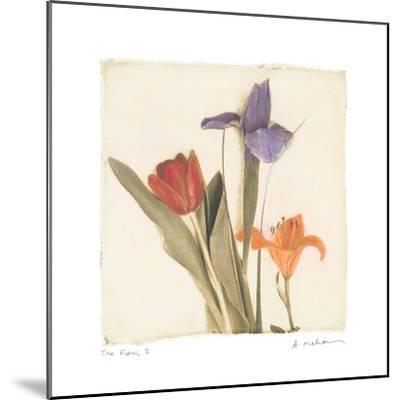 Tre Fiori I-Amy Melious-Mounted Premium Giclee Print