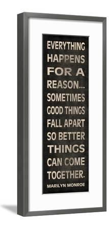 Everything Happens-N^ Harbick-Framed Premium Giclee Print