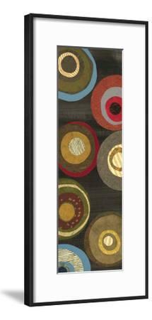 Flight of Fancy VIII Circles-Jeni Lee-Framed Premium Giclee Print