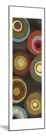 Flight of Fancy VIII Circles-Jeni Lee-Mounted Premium Giclee Print