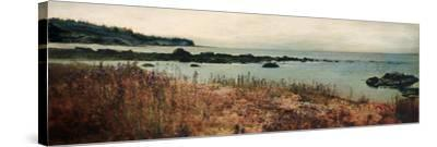 Island Shores I-Amy Melious-Stretched Canvas Print
