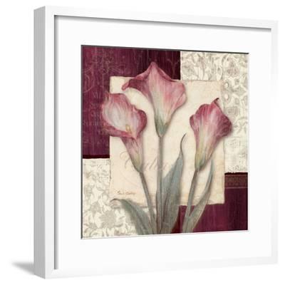 Trio Sonata I-Pamela Gladding-Framed Premium Giclee Print